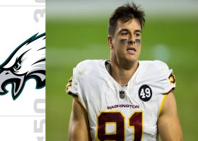 Rapoport: Ryan Kerrigan 'pretty fired up' to stay in NFC East with Eagles