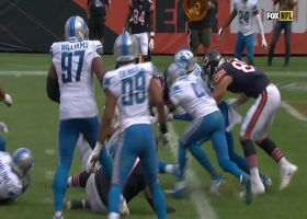 Jason Peters paves the way for Damien Williams' TD run