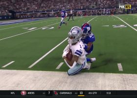 Can't-Miss Play: Wilson's marvelous grab punctuates Prescott's launch codes