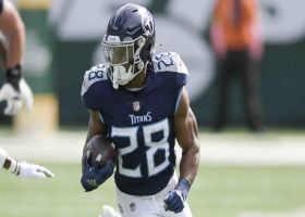 McNichols bobs, weaves through Jets defenders to convert third-and-21