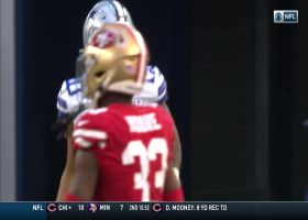 Tony Pollard shows wicked burst on 30-yard catch and run