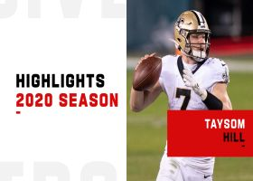 Every Taysom Hill touchdown | 2020 season