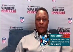 Barry Sanders reacts to Stafford trade, evaluates D'Andre Swift