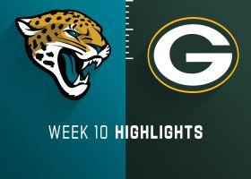 Jaguars vs. Packers highlights | Week 10