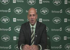 New York Jets introduce Robert Saleh as new head coach
