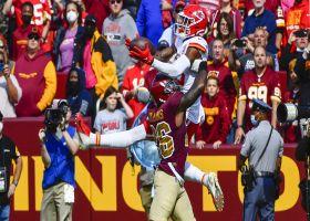Can't-Miss Play: Jody Fortson MOSSES Washington DB on 27-yard grab