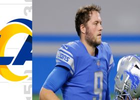 James Jones: Rams will be 'scary' with Matthew Stafford at QB