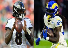 Best QB, RB matchups in Week 1 | 'NFL Fantasy Live'