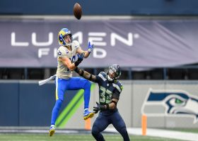 Can't-Miss Play: Cooper Kupp beats Jamal Adams for stellar 44-yard grab