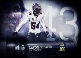 'Top 100 Players of 2021': Lavonte David | No. 43