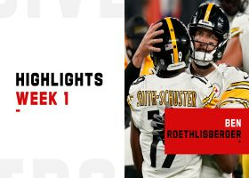 Big Ben's best plays from return to action | Week 1