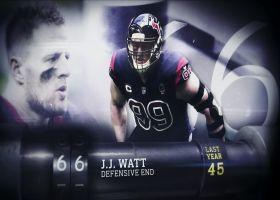 'Top 100 Players of 2021': J.J. Watt | No. 66