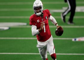 Kyler Murray sprints off the edge for quick fourth-down pickup