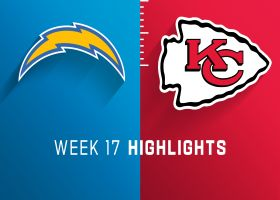 Chargers vs. Chiefs highlights | Week 17