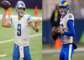 Did Lions or Rams set themselves up for Super Bowl with QB trades?