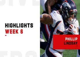 Phillip Lindsay's best plays from 101-yard game | Week 6