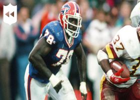 NFL Throwback: Bruce Smith's incredible 1990 season