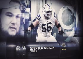 'Top 100 Players of 2020': Quenton Nelson | No. 29