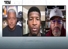 'Huddle & Flow': Jameis Winston talks about his turnovers in past seasons