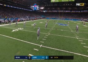Cordarrelle Patterson takes opening kickoff 57 YARDS