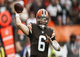 Is Baker Mayfield a franchise QB? Smith Sr., Irvin get into heated debate