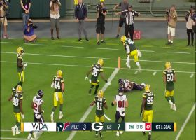 Scottie Phillips bowls through Packers for strong TD