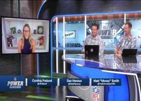 Week 7 Power Moves: Are Raiders, Vikings ranked too high? | 'NFL Power Rankings'