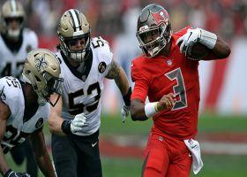 NFL-N-Motion: How the New Orleans Saints consistently pressured Tampa Bay Buccaneers quarterback Jameis Winston in Week 14