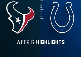 Texans vs. Colts highlights | Week 6