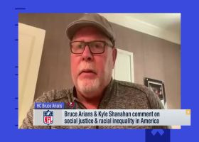 Bruce Arians, Kyle Shanahan comment on social justice, racial inequality