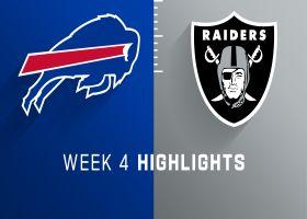 Bills vs. Raiders highlights | Week 4