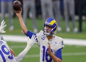 Brandt: Winner of Rams-Bills game is a 'top 5' team in the league