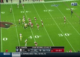 Cardinals' gutsy fake punt call works perfectly