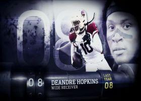 'Top 100 Players of 2021': DeAndre Hopkins | No. 8