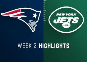 Patriots vs. Jets highlights   Week 2