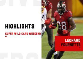 Leonard Fournette's best plays from 132-yard game | Super Wild Card Weekend