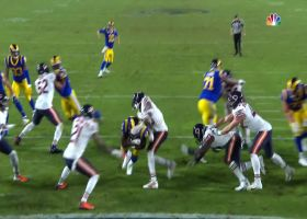 Brown pushes ahead to extend Rams' lead on critical TD run