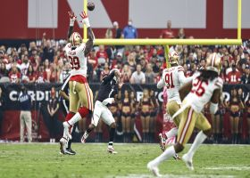 49ers defense shows promise heading into bye week   Baldy's Breakdowns