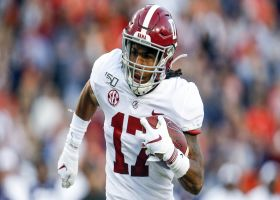 Zierlein: Why a Jaylen Waddle-Jalen Hurts reunion benefits Eagles