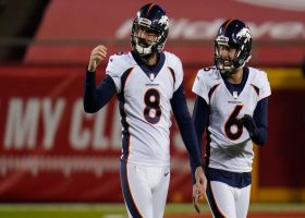 McManus boots 53-yard field goal to open scoring in Kansas City