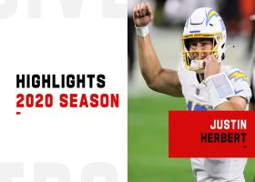 Justin Herbert highlights | 2020 season