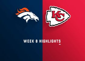 Broncos vs. Chiefs highlights | Week 8