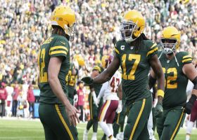 Can't-Miss Play: Aaron Rodgers goes against the grain on TD to Davante Adams