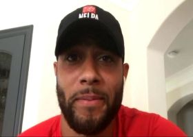 Buffalo Bills safety Micah Hyde reacts to B/R article on Green Bay Packers quarterback Aaron Rodgers