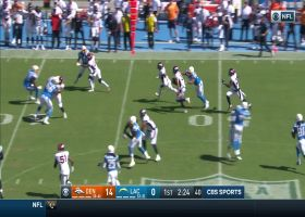 Justin Simmons' INT gives the Broncos their first turnover of the season