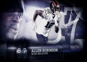 'Top 100 Players of 2021': Allen Robinson | No. 87