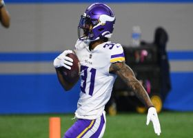 Vikings' mesh frees up Ameer Abdullah for TD vs. RB's old team