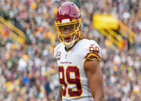 Washington's top plays vs. Packers | Week 7