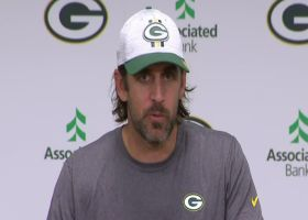 Aaron Rodgers praises Simone Biles for highlighting importance of mental health