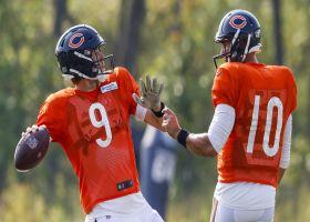 Dales explains why Bears made Week 3 QB change